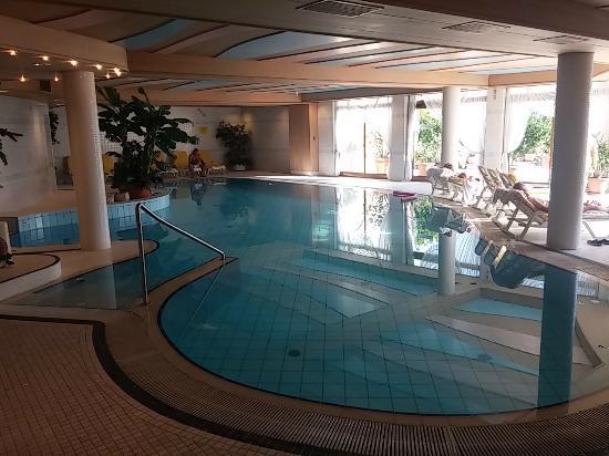 Hotel Rimmele: piscina interna