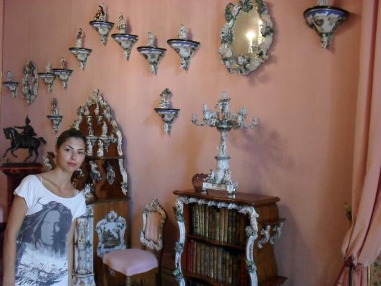 Ajuda Nasjonalpalass: Porcelain Pink Room