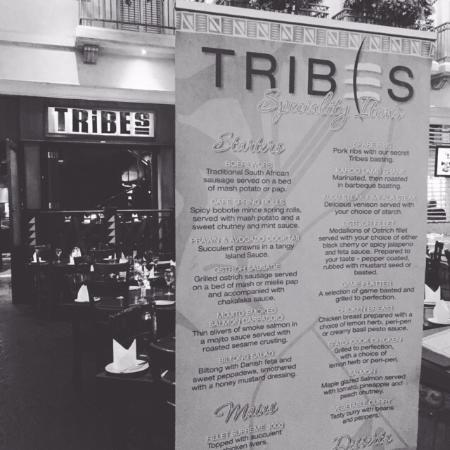 Tribes African Grill & Steakhouse: Tribes at Emporers Palace