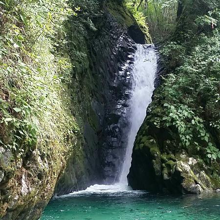 Osakacho Waterfalls: 滝めぐり