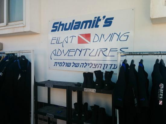 Shulamit's Eilat Diving Adventures