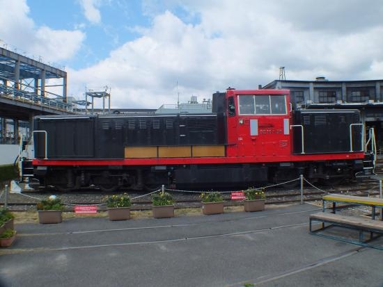 Umekoji Steam Locomotive Museum: Trains, trains & more trains