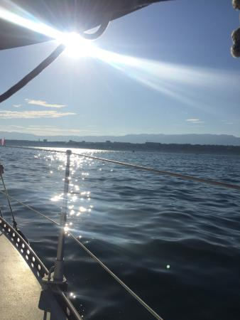 Geneva Sunset Sailing: photo0.jpg