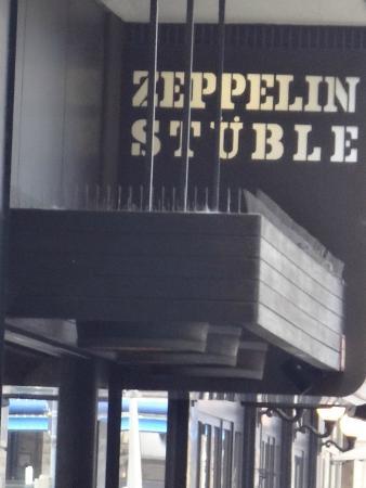 Restaurant Zeppelin-Stüble