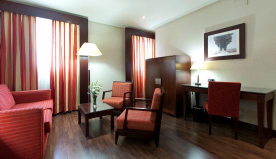 Sevilla Center Hotel: Salón Junior Suite