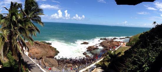 Bahia Othon Palace: Vta da piscina