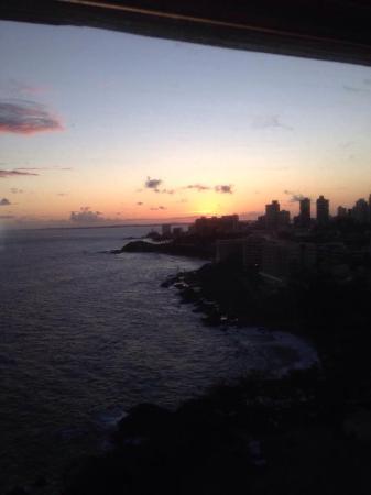 Bahia Othon Palace: Vista linda o quarto