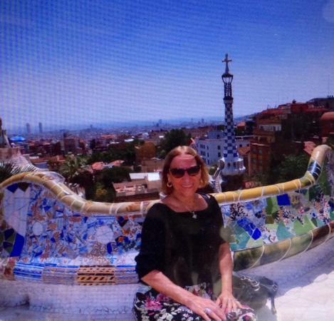 Guell Park: A beleza das lindas e naturais intervenções artísticas de Gaudí...