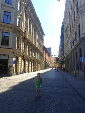Stockholm Old Town: 3