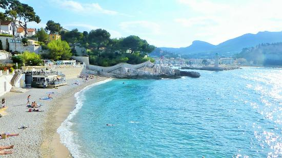 Transats sur mer picture of les roches blanches cassis for Cassis france hotels