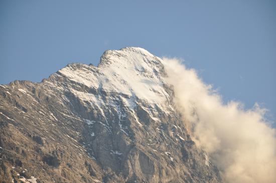 Grindelwald, Swiss: Eigernordwand