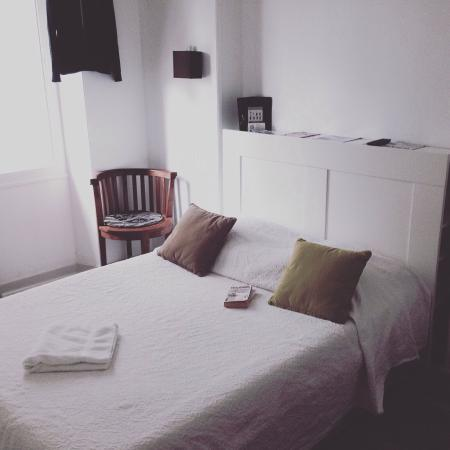 Le Petit Hotel: La chambre! Super!!
