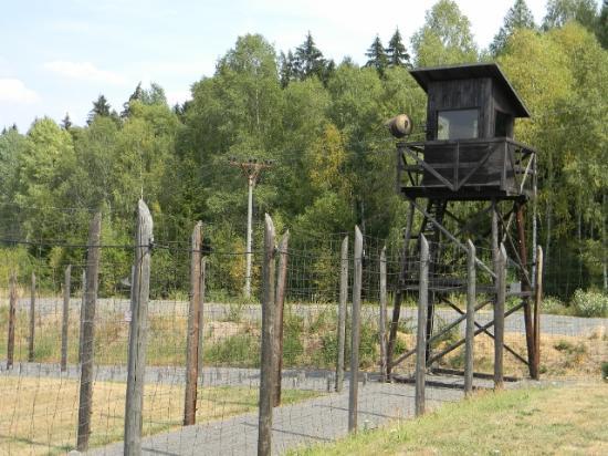 The Vojna Memorial: Vojna Camp