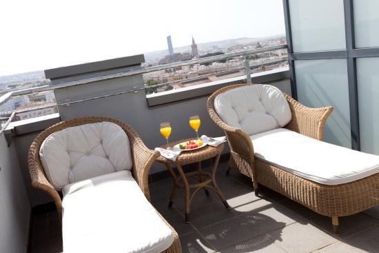 Sevilla Center Hotel: Club Center