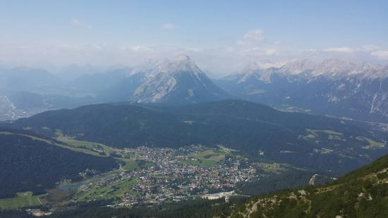 Rosshutte: Views from the mountain and the surroundings