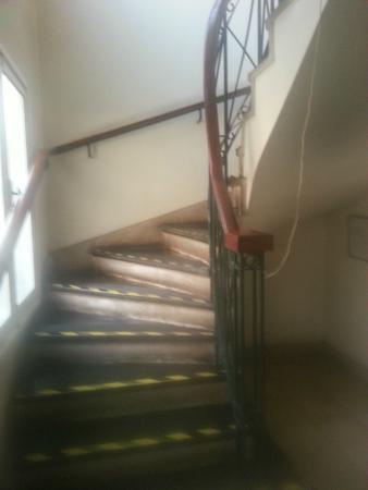 Quinchamali Hostel: Acceso segundo piso