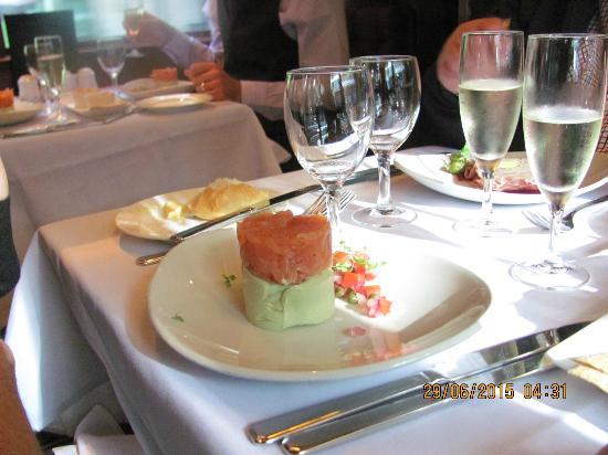 The Colonial Tramcar Restaurant: Vorspeise
