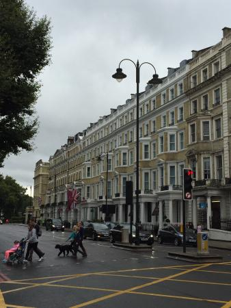 Bilde fra ibis Styles London Gloucester Road