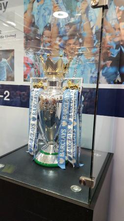 Etihad Stadium: Premier League Cup
