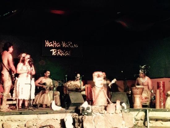 Te Ra'ai: Excelente lugar, rica comida y muy buena experiencia para conocer más de la cultura rapa nui
