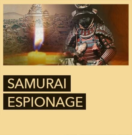 Escape Game NAZOBAKO Tokyo Asakusa: Samurai Espionage