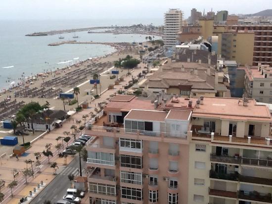 Hotel Yaramar: View from balcony