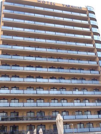 Yaramar Hotel: From pool
