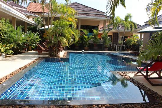 Baan Sawan Samui Resort: Pool