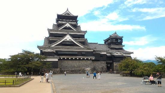 Kumamoto Castle: 熊本城