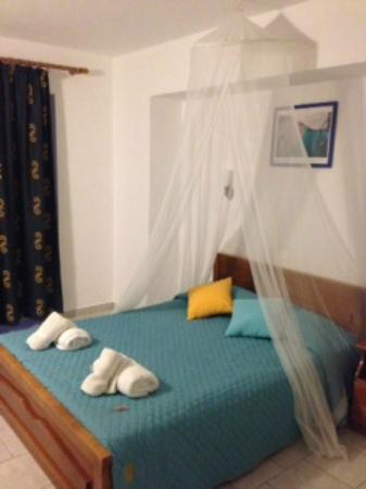 Alykes Garden Village: one of the rooms - this was from a 2 bed apartment
