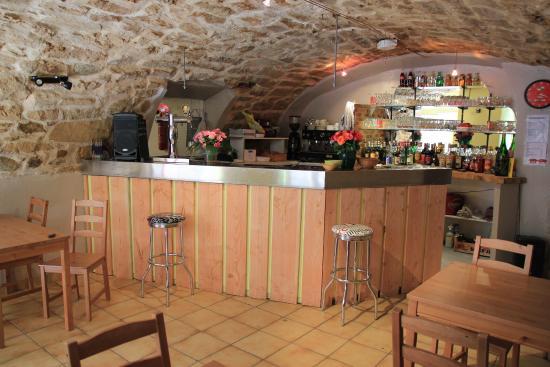 Chez Nicole: Le Bar