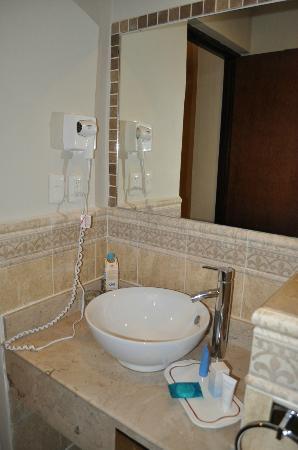 Hotel Villa Mercedes Palenque: Мой номер