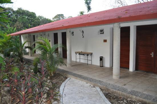 Hotel Villa Mercedes Palenque: Бунгало