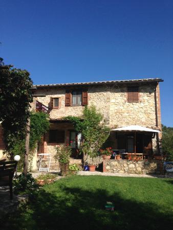 Agriturismo Il Borgo nelle Querce: Porzione del Borgo