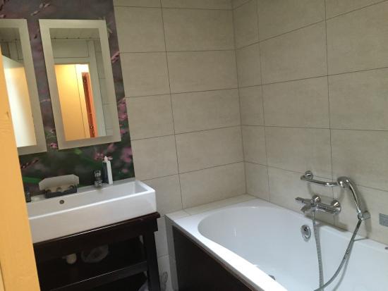 Center Parcs - De Vossemeren: Bathroom