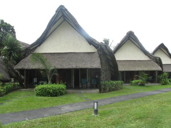 La Pirogue Mauritius: Bungalows