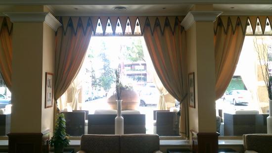 Grand Hotel Fleming: hall