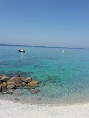 Hotel Resort Tonicello: Spiaggia