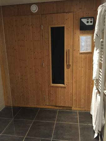 Center Parcs - De Vossemeren: Sauna