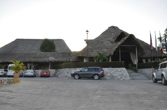 Hotel Villa Mercedes Palenque: Отель