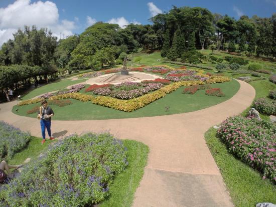 Mae Fah Luang Art and Culture Park: สวน