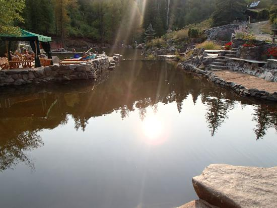 Strawberry Park Hot Springs: Mountain Paradise