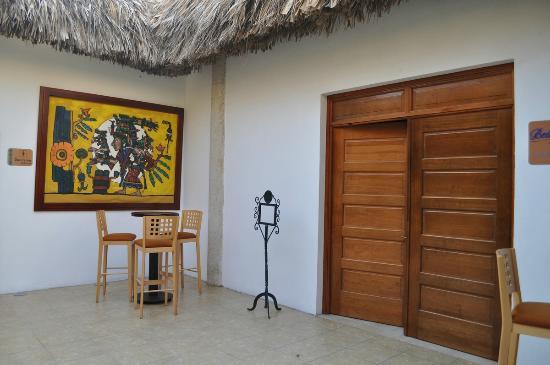 Hotel Villa Mercedes Palenque: Интерьеры отеля