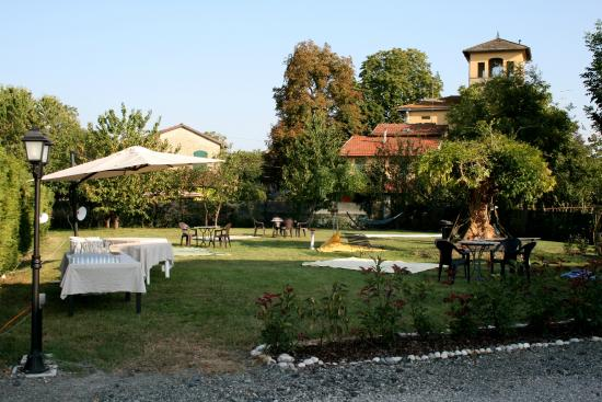 Agriturismo Argaland Parma: gioardino festa aperto