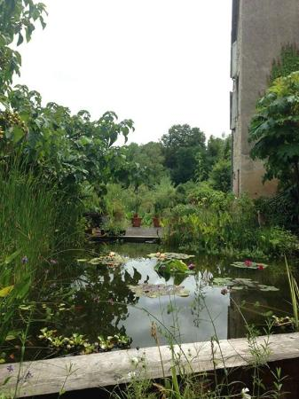 Jardin des Paradis: Peaceful ponds