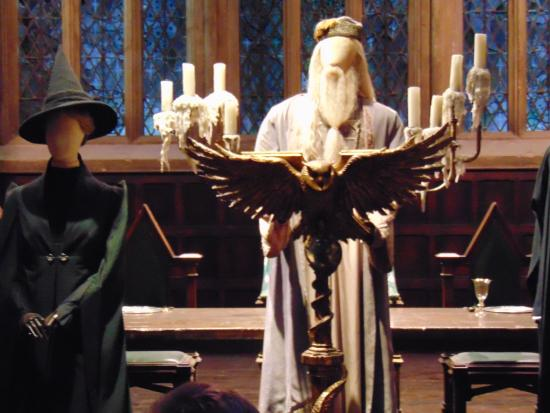 Warner Bros. Studio Tour London - The Making of Harry Potter: Studio tour