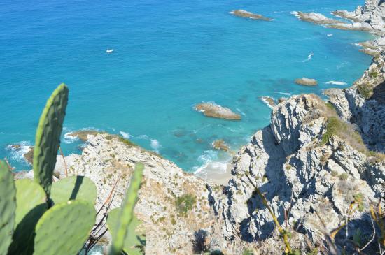 Costa Real Tropea: il belvedere di capo vaticano