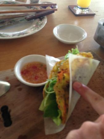 Thuan Tinh Island - Cooking Tour: Vietnamese Pancakes