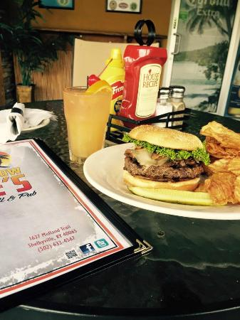 Bungalow Joe's: 100% Certified Angus. Rated top 8 Burger in the State.