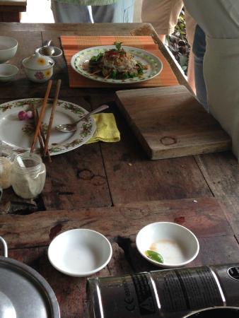 Thuan Tinh Island - Cooking Tour: Setup